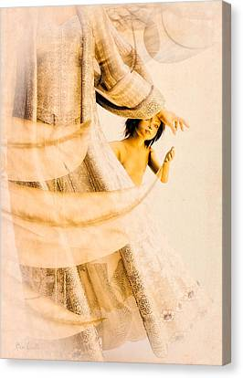 God Bless This Child Canvas Print by Bob Orsillo
