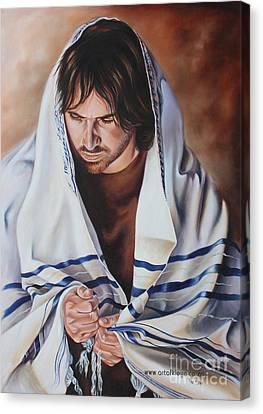 God Hears Canvas Print