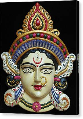 Goddess Durga Canvas Print