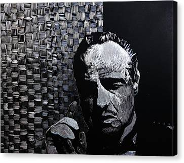 Godfather Canvas Print by Jeremy Moore