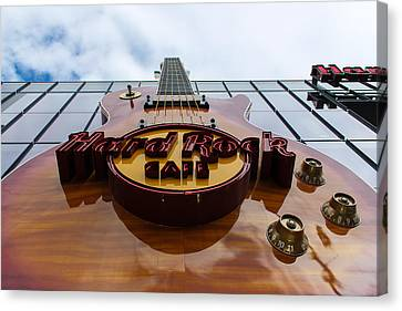 Canvas Print featuring the photograph Goes To Eleven by Glenn DiPaola
