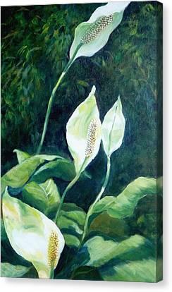 Going Green Canvas Print