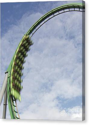 Going Green Canvas Print by James Knights
