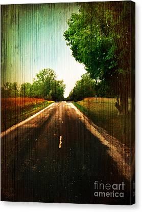 Going Home Canvas Print by Shevon Johnson