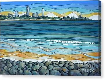 Gold Coast 180810 Canvas Print