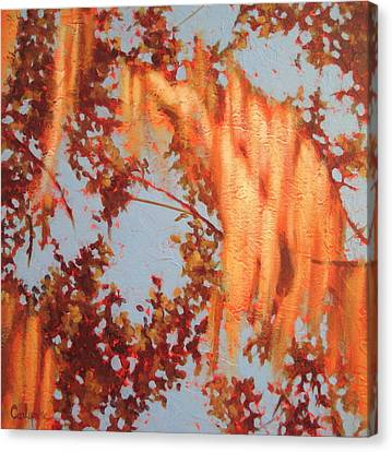 Golden Hour 3 Canvas Print by Carlynne Hershberger