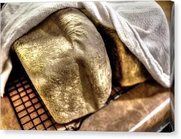 Golden Loaves Canvas Print