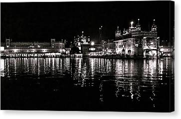 Canvas Print - Golden Temple by Gautam Gupta