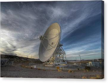 Goldstone Observatory Canvas Print by Nasa/jpl-caltech