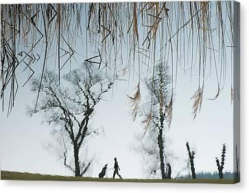 Golf Canvas Print by Martina Dimunov?