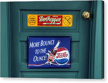 Good For Life Or More Bounce? Canvas Print by David Simons