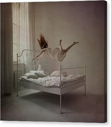 Good Morning Canvas Print by Anka Zhuravleva