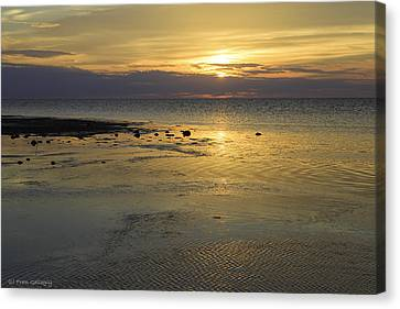 Good Morning Florida Keys V Canvas Print
