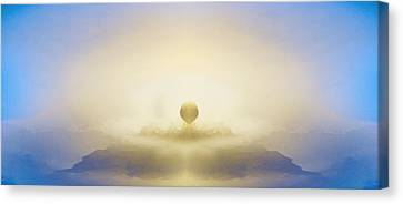 Good Morning...  Canvas Print by Lee Haxton