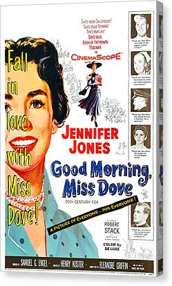 Good Morning, Miss Dove, Us Poster Canvas Print by Everett