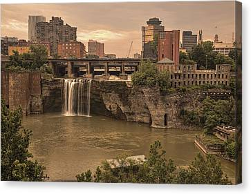 Good Morning Rochester Canvas Print