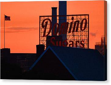 Canvas Print featuring the photograph Good Morning Sugar by Bill Swartwout