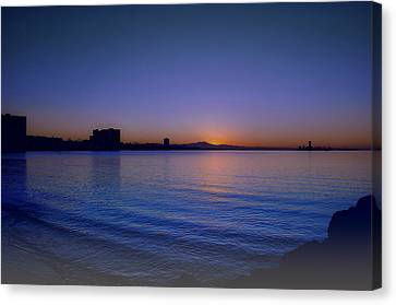 Canvas Print featuring the photograph Good Morning Sunshine 2 by Joseph Hollingsworth