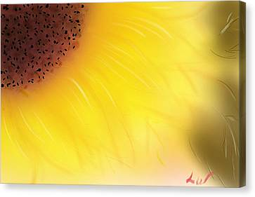 Good Morning Sunshine Canvas Print by Linda Whiteside