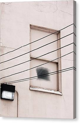 Good Timing Man  Canvas Print by Empty Wall
