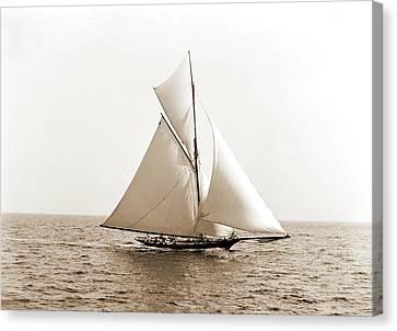 Gorilla, Gorilla Yacht, Yachts Canvas Print