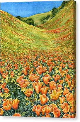 Gorman Canvas Print by Karen Wright