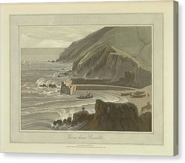 Gorram Haven Canvas Print by British Library