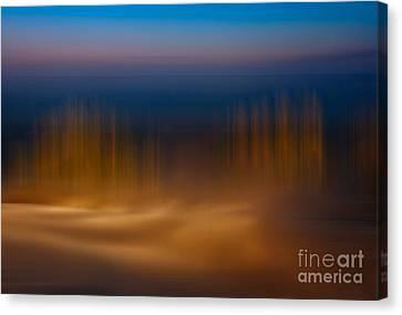 Gossamer Sands - A Tranquil Moments Landscape Canvas Print by Dan Carmichael
