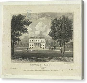 Gowran Castle Canvas Print by British Library