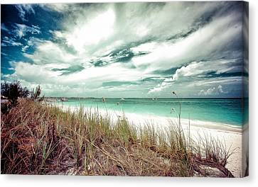 Grace Bay Canvas Print