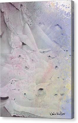 Graceful Avalanche Canvas Print