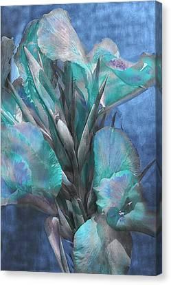 Graceful Gladiolas Canvas Print