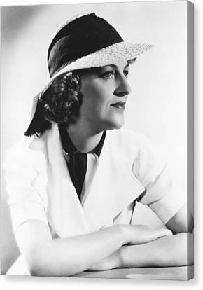 Gracie Fields Canvas Print by Silver Screen