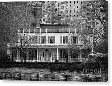 Gracie Mansion On The East River New York City Canvas Print