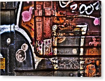 Graffiti II Canvas Print by Alana Ranney