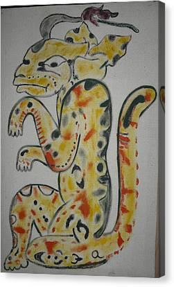 Gran Jaguar Canvas Print