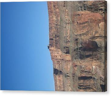 Grand Canyon - 121251 Canvas Print by DC Photographer