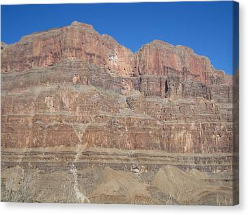 Grand Canyon - 121276 Canvas Print by DC Photographer