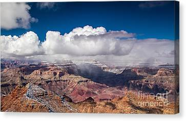 Grand Canyon Canvas Print by Andreas Tauber
