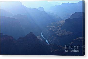 Grand Canyon Canvas Print by Dipali S