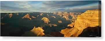 Grand Canyon National Park, Arizona, Usa Canvas Print by Panoramic Images