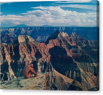 Grand Canyon Canvas Print by Sean Lungmyers