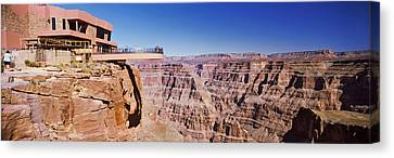 Grand Canyon Skywalk, Eagle Point, West Canvas Print by Panoramic Images