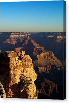 Grand Canyon Sunrise Two Canvas Print by Joshua House