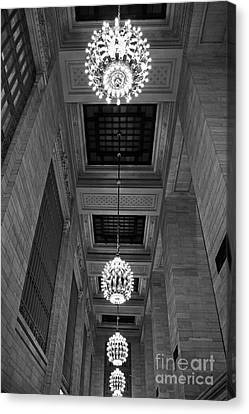 Grand Central Canvas Print by Alison Tomich