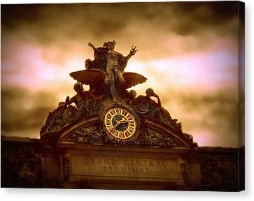 Grand Central Terminal Canvas Print by Jessica Jenney