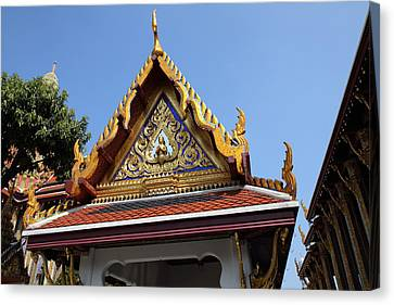 Thailand Canvas Print - Grand Palace In Bangkok Thailand - 01139 by DC Photographer