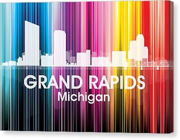 Grand Rapids Mi 2 Canvas Print