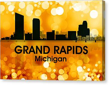 Grand Rapids Mi 3 Canvas Print