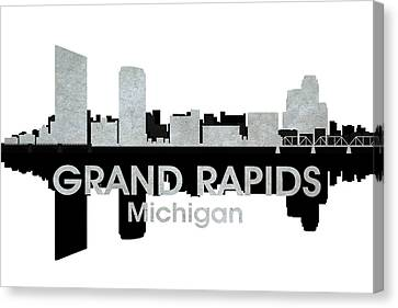 Grand Rapids Mi 4 Canvas Print